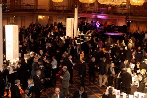 Charity Gala action photo