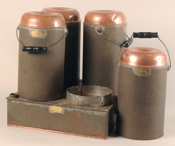 Old canning device