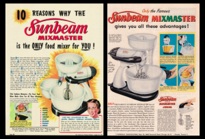Housewares History: Mixing it up!
