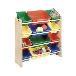 Popular children's toy storage unit