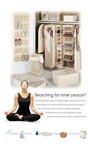 yoga lady Whitmor