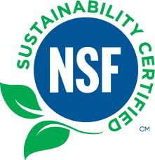 NSF Sustainability Certification Mark