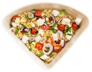 sagaform bowl of rice