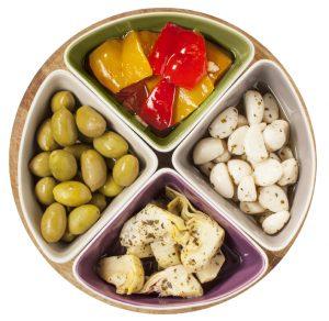 sagaform food tray