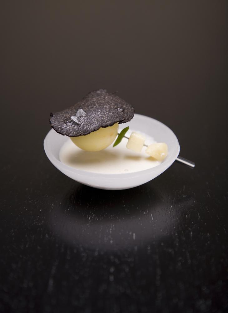Chicago-Inspiration by Restaurants - Alinea - hot potato (resize)