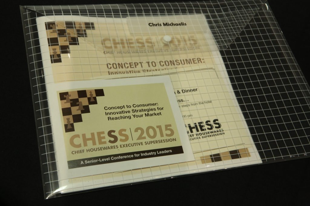 CHESS packet