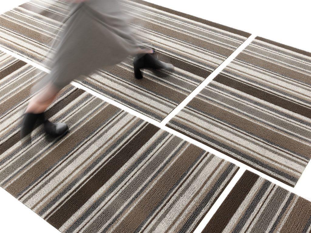 chilewich_indoor outdoor shag mat_oak reduced