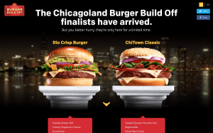 5-Chicago Burger Build Off