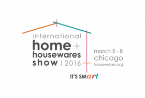 Sold-Out 2016 International Home + Housewares Show Brims with Innovation