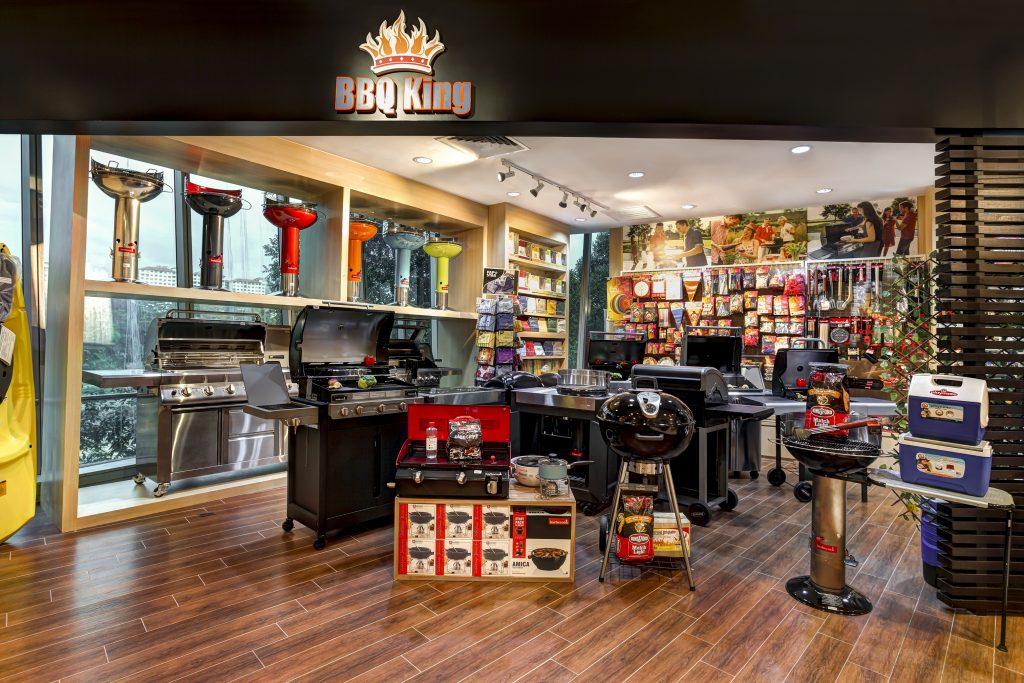 KS GE - BBQ King shop in shop (2)