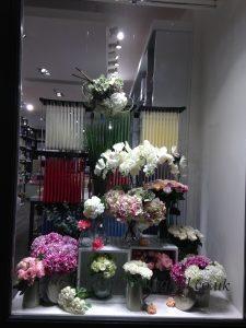 Color retail design