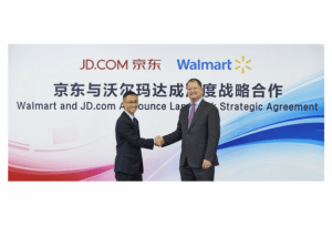 Wal-Mart to sell Chinese online business to retailer JD.com