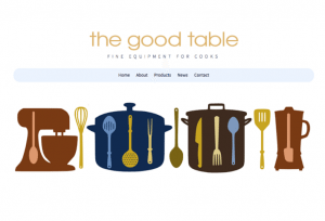 Retail Profile: The Good Table