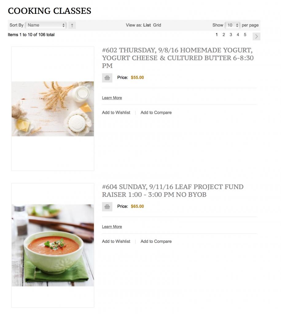 Retail Profile: The Kitchen Shoppe & Cooking School - International ...