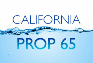 California Releases New Prop 65 Warning Regulations