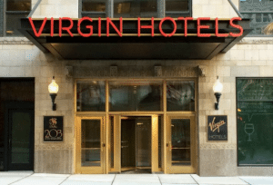 Stay at the Virgin Hotel Chicago – Named Conde Nast Traveler's #1 Best US Hotel