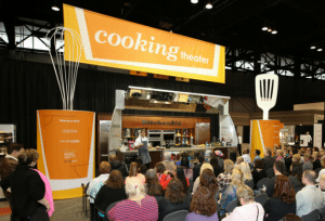 Rick Bayless, Paula Deen, Ming Tsai Among the Celeb Chefs atthe 2017 Show