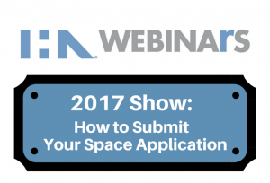 Webinar: How to Submit Your Space Application