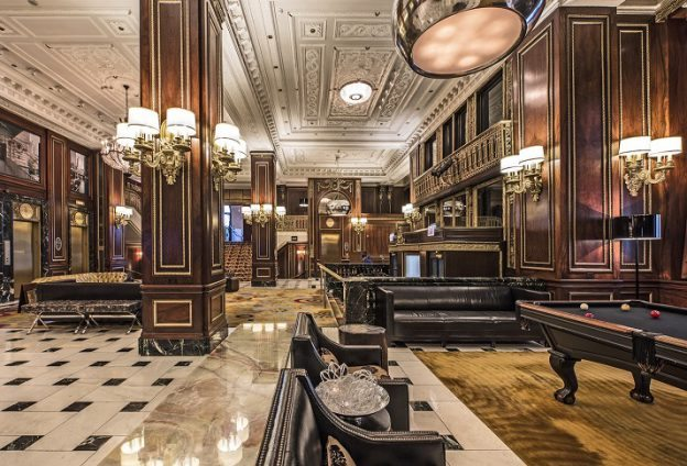 Rich History Contemporary Styling At The Renaissance Blackstone Chicago