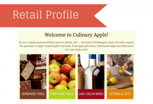 Retail Profile: The Culinary Apple