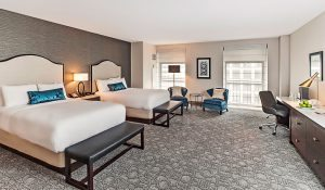 Old-World Elegance and Modern Sophistication at the InterContinental Chicago