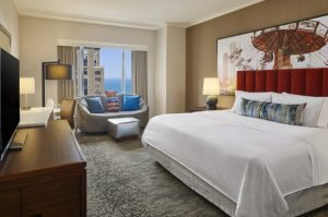 Stay on Chicago's famed Magnificent Mile at the Westin Michigan Avenue