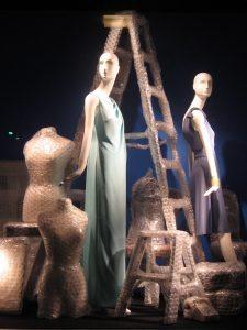Ladders in Retail Displays