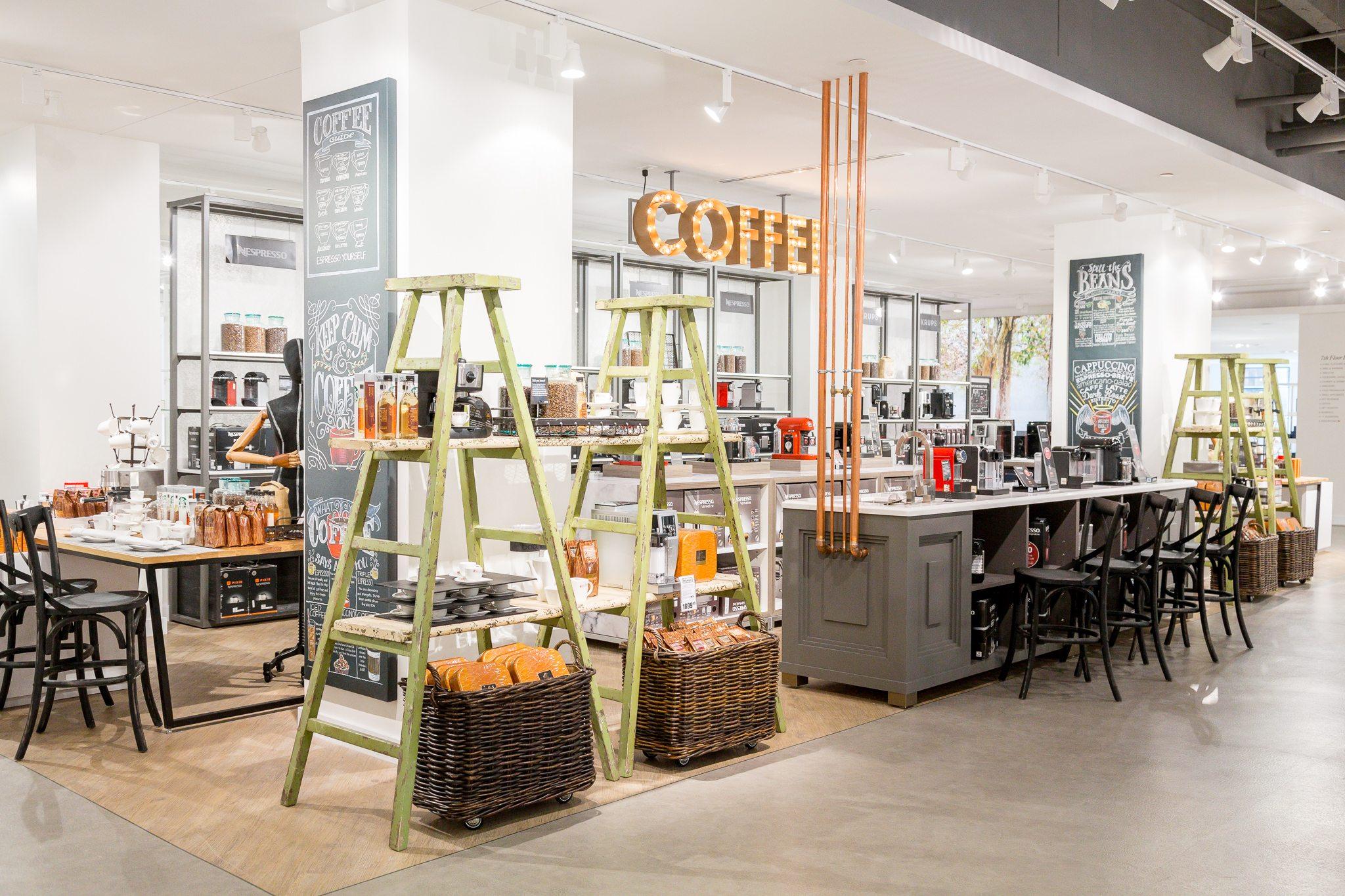 International Housewares Association Ladders In Retail Displays