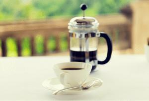 Coffee Perks Up Sales