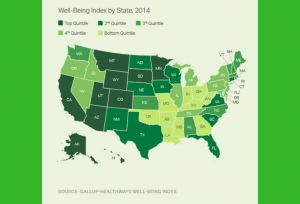 Stats: Older Customers are Happier Customers. In Some States.