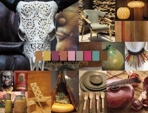 Pantone View Home Interiors 2017 Color Design Palette