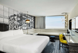 Experience a Twist On Traditional Luxury at the W Chicago – Lakeshore