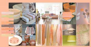 2015 Pantone color palettes