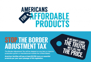 IHA Working with the AAP Coalition to Provide Border Adjustment Tax Information