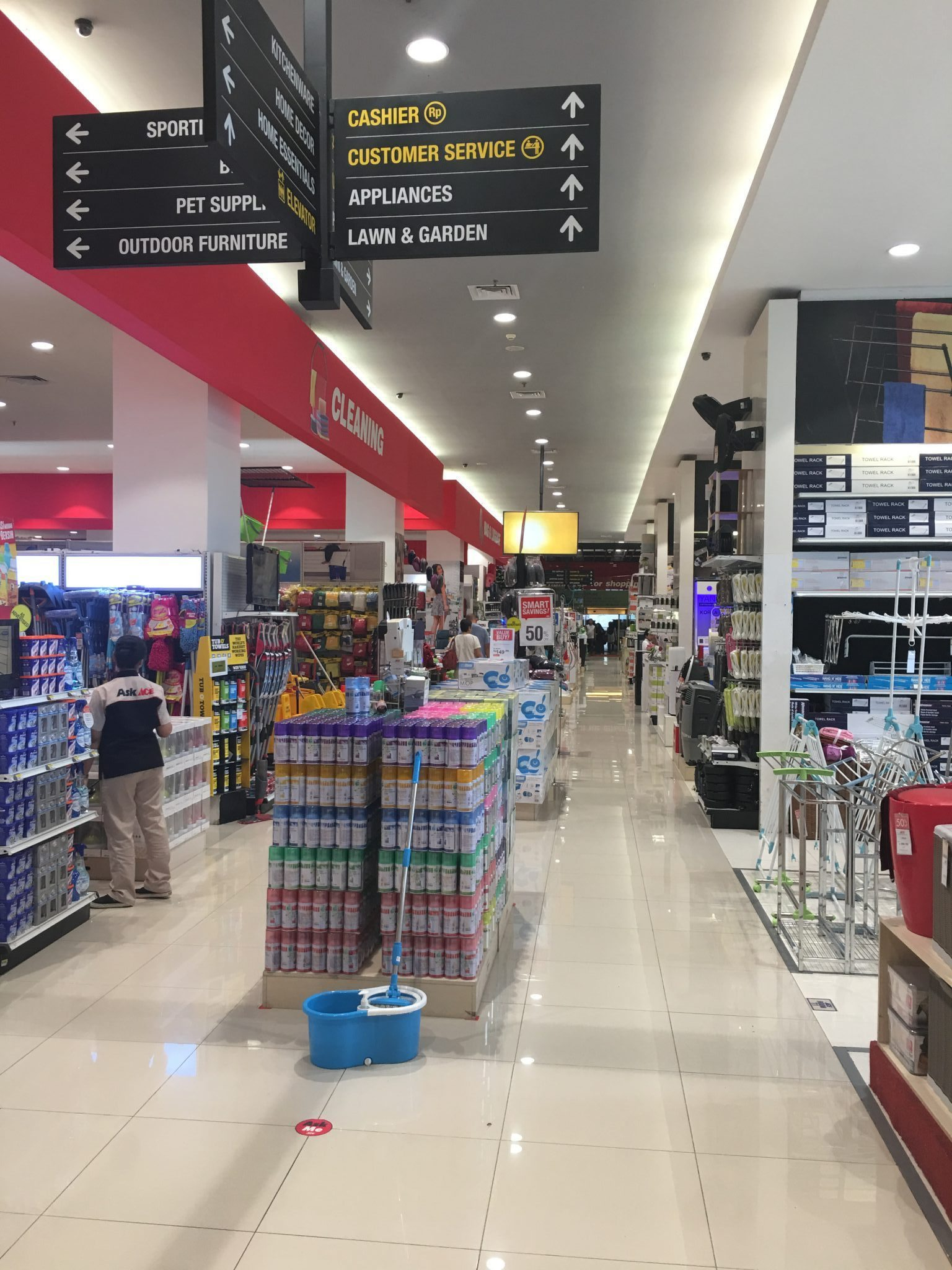 Ace Hardware U2013 Living Well Mall