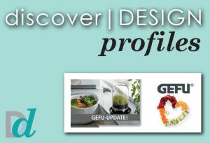 Discovering Design:  Meet GEFU Kuchenboss
