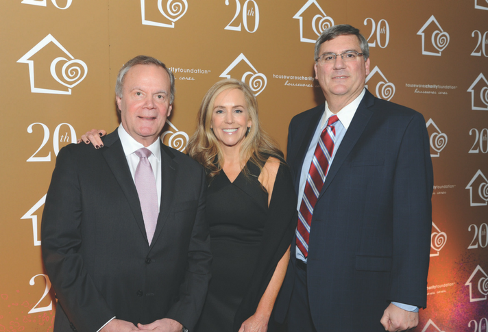 Housewares Charity Foundation Raises $2 Million at 20th Annual Gala