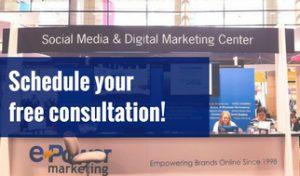 Visit the Social Media & Digital Marketing Center at #IHHS2017