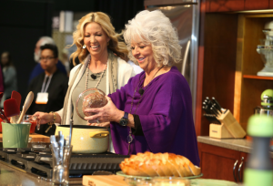Celebrity Chefs Abound at the Cooking Theater