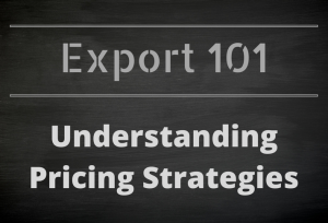 Export 101: Understanding Pricing