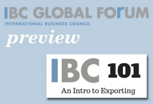 IBC 101: International Sales Essentials