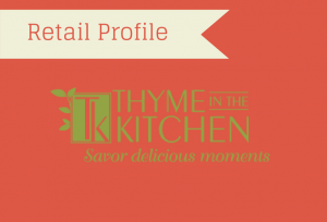 Retail Profile: Thyme in the Kitchen