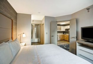 The Homewood Suites; an All-Suite, Extended Stay Property