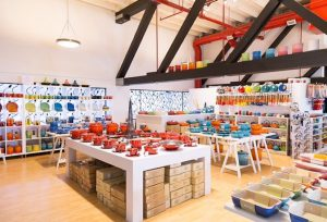 Retail Profile: The Gourmet Warehouse