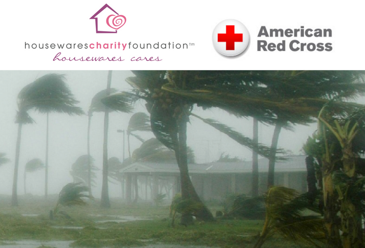 Housewares Charity Foundation Donates to Hurricane Relief Efforts