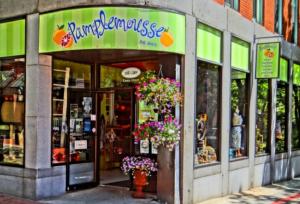 Retail Profile: Pamplemousse