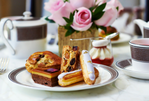 The Langham Chicago's Afternoon Tea with Wedgwood