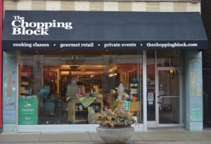 Retail Profile: The Chopping Block