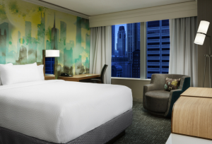 Inviting Accommodations Await You at the Courtyard Chicago Downtown