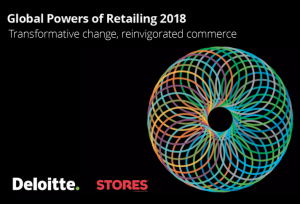 2018 Global Powers of Retail Report Released